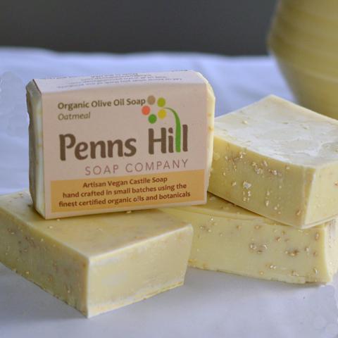 oatmeal bar soap 4 pack