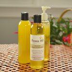 unscented organic liquid castile olive oil soap