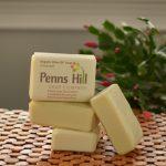 handmade organic unscented castile soap