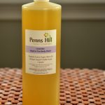 Organic Olive Oil Liquid Soap Lavender Quart