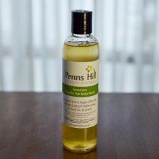 liquid organic castile soap with rosemary