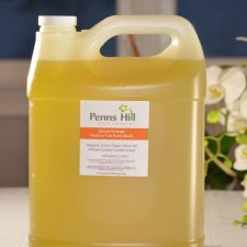 organic liquid olive oil soap orange spice